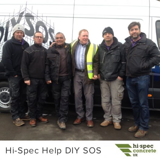 Hi-Spec Help DIY SOS: The Big Build